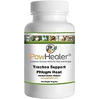 PawHealer Remedio para la Tos del Perro de Apoyo para la tráquea de se Utiliza para la Tos Fuerte y Grave, 50 Gramos/Polvo