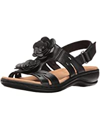 fafbe6a94176 Amazon.co.uk  Clarks - Sandals   Women s Shoes  Shoes   Bags