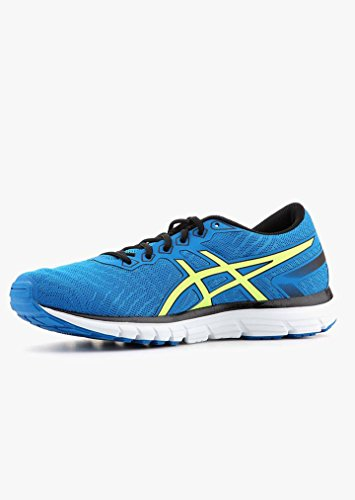 Chaussures Asics Gel-zaraca 5 Electric Blue / Safety Yellow / Black