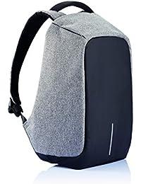 XD Design Bobby Original Anti-Diebstahl Laptop Rucksack mit USB (Unisex)