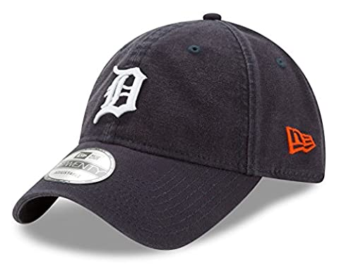 Detroit Tigers New Era MLB 9Twenty Primary Core Classic Adjustable Hat