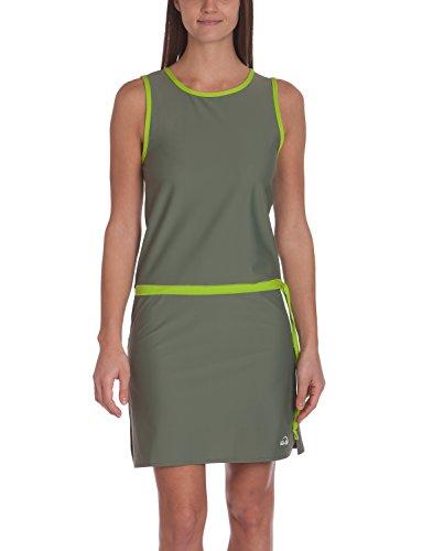 iQ-Company UV 300per da donna tunica verde