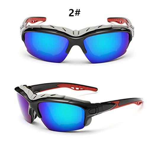 ZKAMUYLC SonnenbrillePolarized Radsportbrille uv400 für Sonnenbrillen Sportbrillen Fahrrad Sonnenbrillen Fahrradbrillen