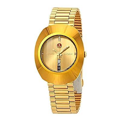 Rado Original Men's Yellow Gold-Tone L Watch R12413773