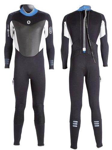 Combinaison de plongée homme 3 mm Bali Aqualung - XXL