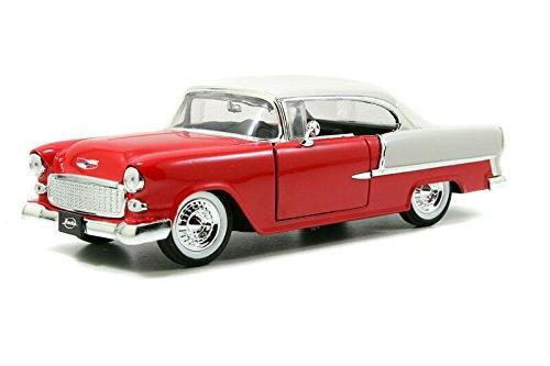 Preisvergleich Produktbild Jada Toys Garage Worx Model Kits - 1955 Chevy Bel Air (1:24 Scale)