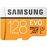 Samsung Carte Micro SD 128 GB avec adaptateur