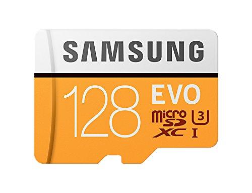 Samsung EVO - Tarjeta Memoria microSD 128