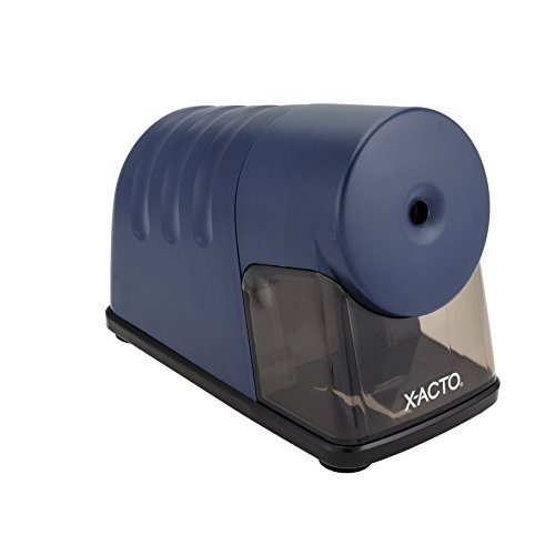 x-acto-powerhouse-electric-pencil-sharpener-navy-blue