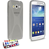Muzzano F95646 - Funda para Samsung Galaxy Grand 2, color gris