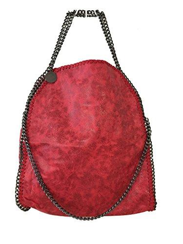 Fashion, Borsa a spalla donna Rot