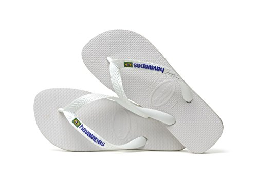 Havaianas–�?47134045. Brasil Logo, SANDALEN, Unisex White