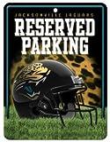 Unbekannt NFL Abonnements Metall Parken Schild, Jacksonville Jaguars