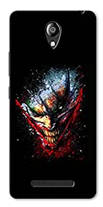 DigiPrints High Quality Printed Designer Soft Silicon Case Cover For Micromax Canvas 6 Pro E484