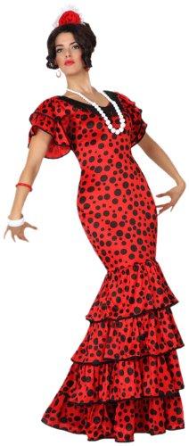 (Atosa 8422259155898 - Verkleidung Flamenca, Erwachsene)