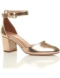 9dcf8b2fa5ed1 Amazon.co.uk: Ajvani - Sandals / Women's Shoes: Shoes & Bags