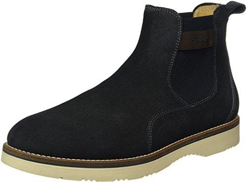 gant-footwear-herren-huck-chelsea-boots-blau-marine-g69-46-eu