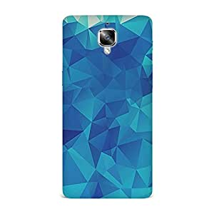 Qrioh Printed Designer Back Case Cover for One Plus 3T - 113M-MP2604