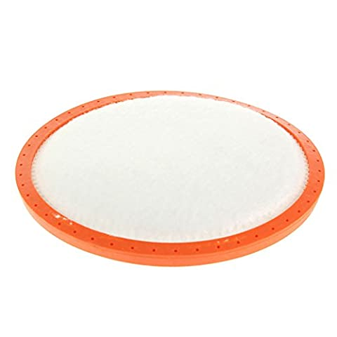 First4Spares Pre Motor Filter For Vax C89 and U89 Vacuum Cleaners, Orange