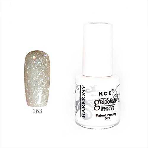 Vovotrade ❃❃ Belle ongles Gel UV et Bright LED colorées Couleurs 5ML_L