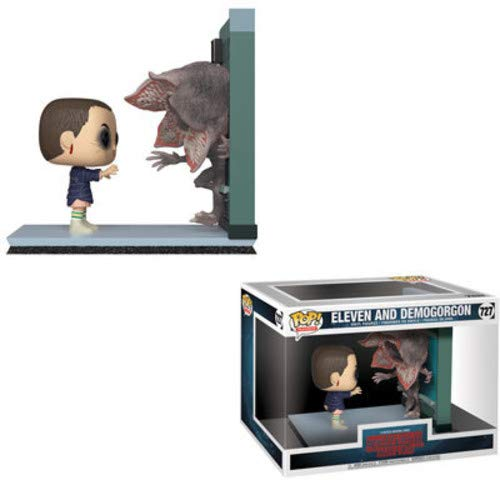 Funko Pop Eleven contra el Demogorgon (Stranger Things – Movie Moments 727) Funko Pop Stranger Things