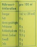 Organics by Red Bull Bitter Lemon 24 x 250 ml Dosen Bio Getränke 24er Palette