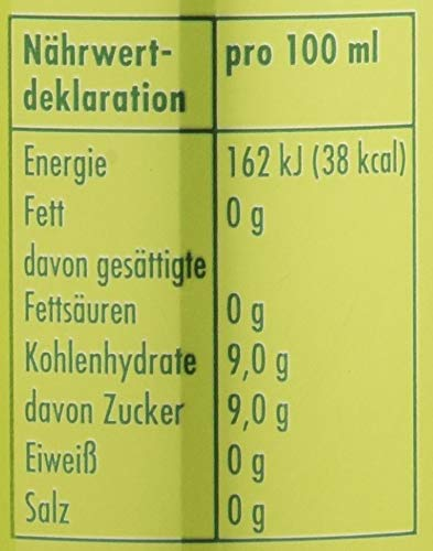Organics by Red Bull Bitter Lemon Dosen Bio, 24er Palette, EINWEG (24 x 250 ml)