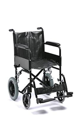 NRS Healthcare Attendant Controlled Wheelchair (Eligible for VAT relief in the UK)