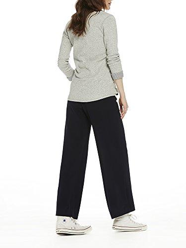 Scotch & Soda Maison Damen Sweatshirt Bonded Grandad Mehrfarbig (Combo A 17)