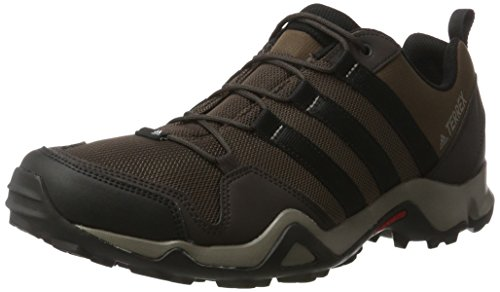 adidas Terrex Ax2R, Scarpe da Trail Running Uomo, Marrone (Brown/core Black/night Brown), 39 1/3 EU