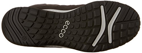 Ecco Damen Aspina Outdoor Fitnessschuhe Grau (57066moonless / Dark Shadow)