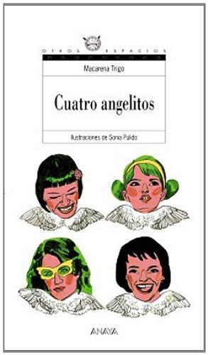 Cuatro angelitos/ 4 Little Angels par TRIGO