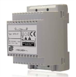 Extel alimentation modulaire 100 240 v 17 vdc 1 5 a for Visiophone extel lena 18