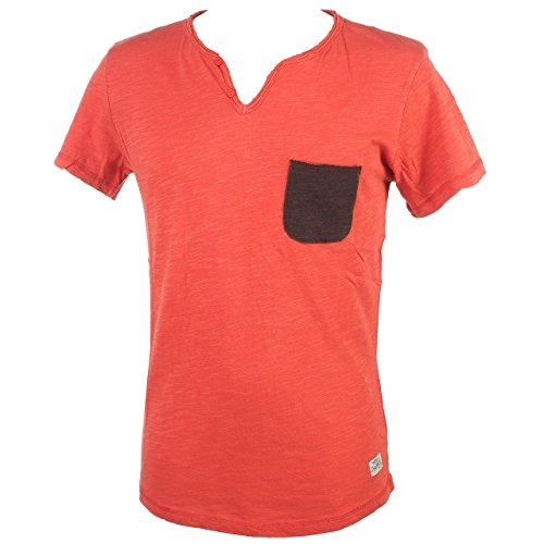 Blend of America -  T-shirt - Uomo rosso X-Large
