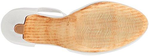 Marco Tozzi 24416, Escarpins Femme Blanc (White Patent)