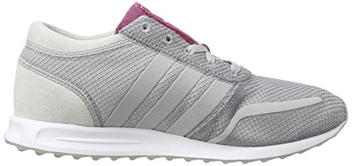 adidas Los Angeles AF4301, Turnschuhe Grau (Clear Granite/Clear Granite/Berry F15-ST)