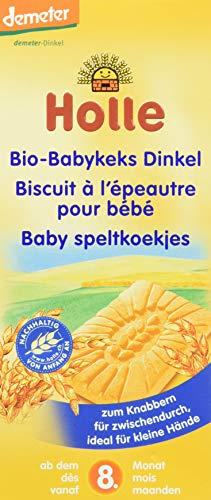 Holle Bio Baby Dinkelkekse, 150 g
