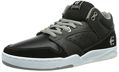 Etnies Drifter Mt, Mens Technical Skateboarding Shoes, Black (001/Black), 10 UK