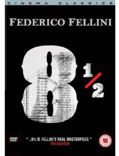 Bild von Federico Fellini 8 1/2 HD Remastered [DVD] [UK Import]