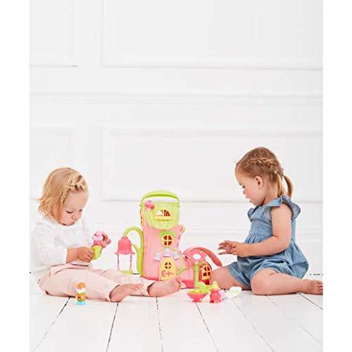 Early Learning Centre Spielfiguren und Rakete (Happy Land Carriage) (Early Learning Centre-spielzeug)