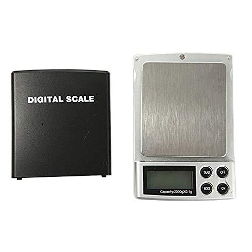 DuDuDu Digital Scales Bijoux balances électroniques pesant Alimentaire Cuisine Balance Balance LCD Display