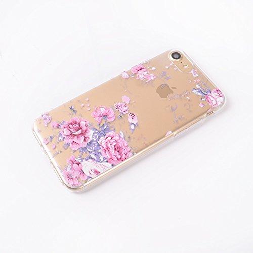 ZeWoo TPU Schutzhülle - TT006 / Kirschblüten - für Apple iPhone 6 (4.7 inches) Silikon Hülle Case Cover TT002