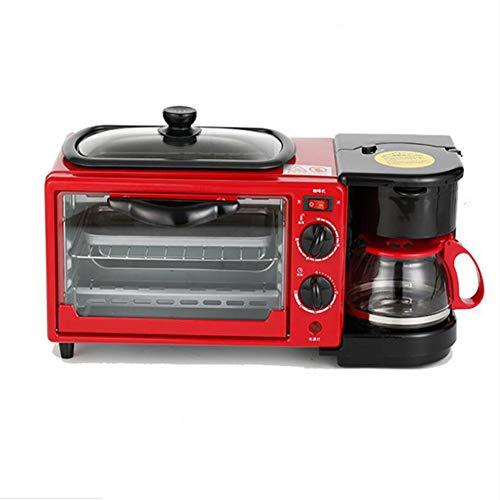 BTSSA 3in1 Mini Backofen 20 Liter mit Umluft inkl. Warmhalteplatte   Minibackofen   Pizza-Ofen   Krümelblech   zuschaltbare Umluft   Temperatur 100-250°C   abnehmbare Grillplatte,A -