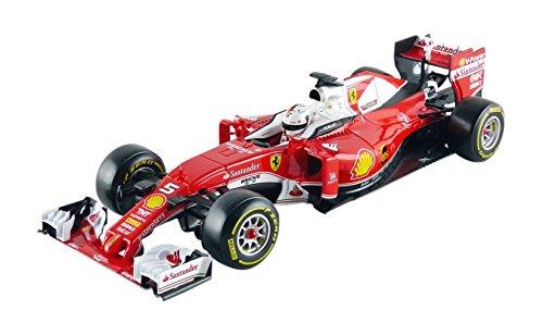ferngesteuertes formel 1 auto FERRARI F1 Sf16 Vettel 1:18, rot, Uni