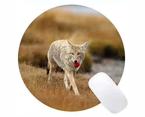 Yanteng Gaming Mouse Mat, Tierwolf Vinyl Gaming Mousepad Mat