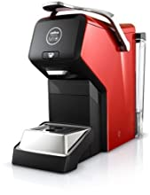Lavazza Electrolux ESPRIA ELM 3100 RE Machine à Café à Capsule ABS Noir/Rouge 32 x 12,8 x 24 cm
