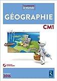 Géographie CM1 Comprendre le monde (1DVD)