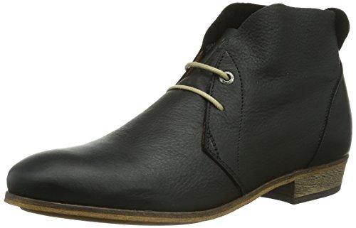 Hub Chuckie L 611118101, Chaussures basses femme Noir-TR-F5-272
