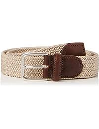 GANT Herren Gürtel Elastic Braid Belt