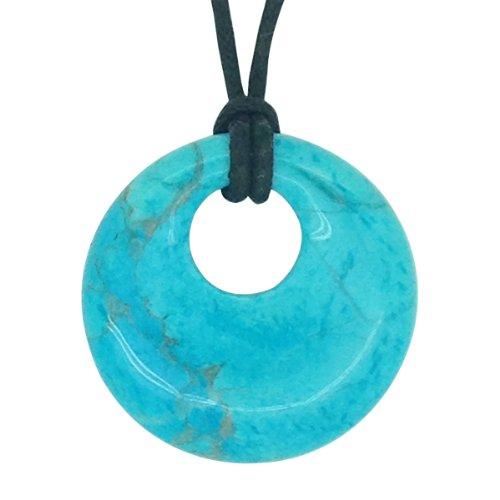 lucky-scorpio-birthstone-agogo-pendant-zodiac-astrology-gemstone-turquoise-howlite